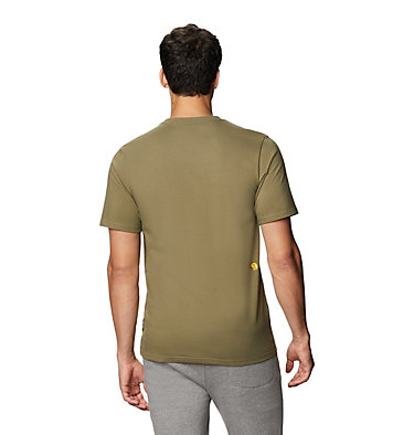 Men's Patchwork™ Short Sleeve T-Shirt Patchwork™ Short Sleeve T | 022 | L, Light Army, back