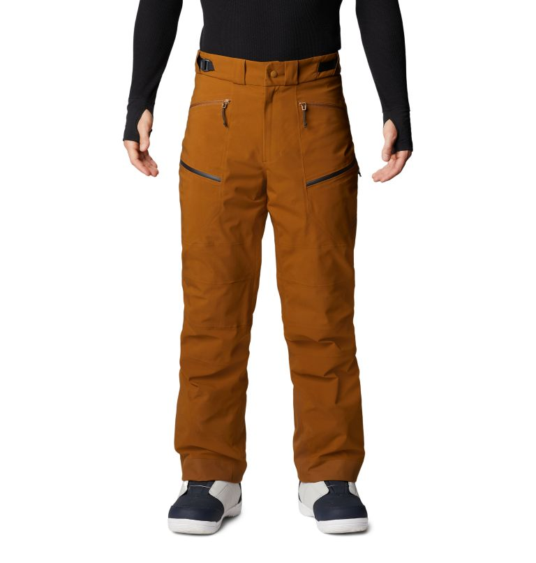 Sky Ridge™ Gore-Tex Pant | 233 | XL Men's Sky Ridge™ Gore-Tex® Pant, Golden Brown, front
