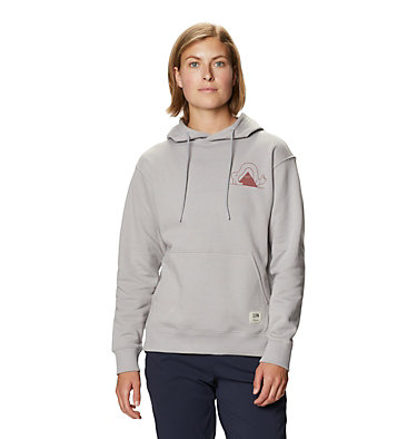 Chandail à capuchon Mountain Legs™ Femme Mountain Legs™ Hoody | 055 | L, Light Dunes, front