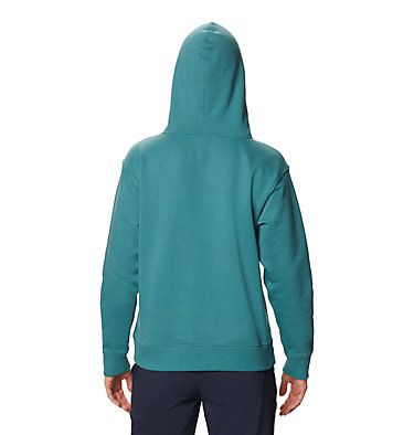 Chandail à capuchon Mountain Legs™ Femme Mountain Legs™ Hoody | 055 | L, Washed Turq, back