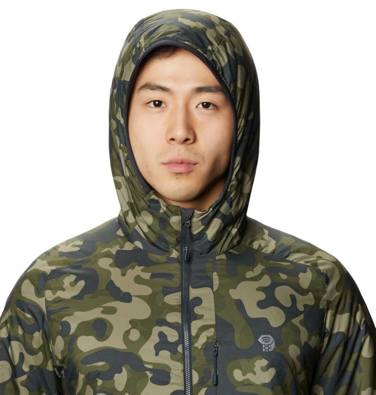 Kor Strata™ Pullover Hoody | 308 | M Chandail à capuchon Kor Strata™ Homme, Dark Army Camo, a2