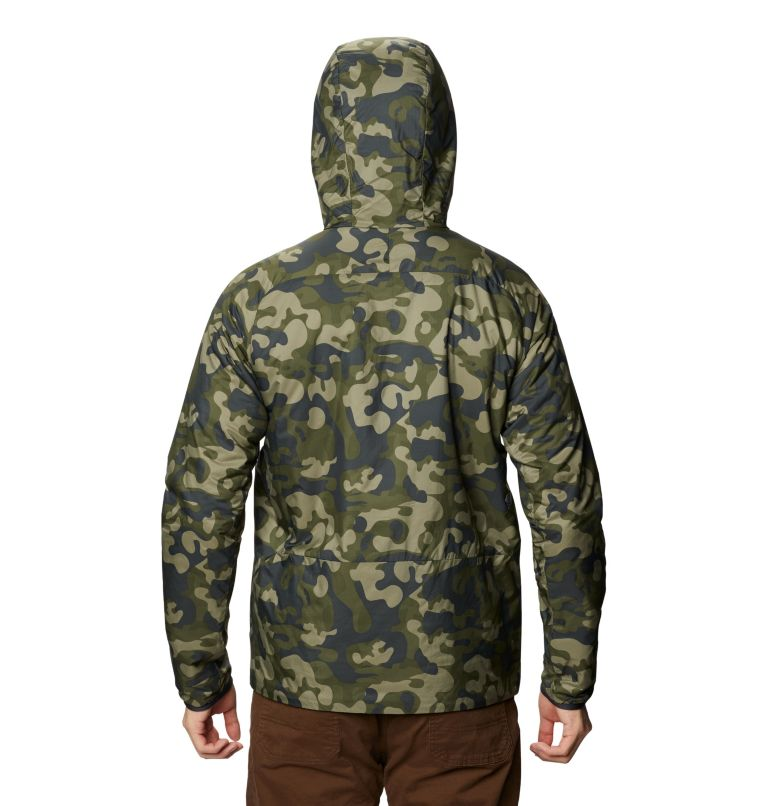Kor Strata™ Pullover Hoody | 308 | M Chandail à capuchon Kor Strata™ Homme, Dark Army Camo, back