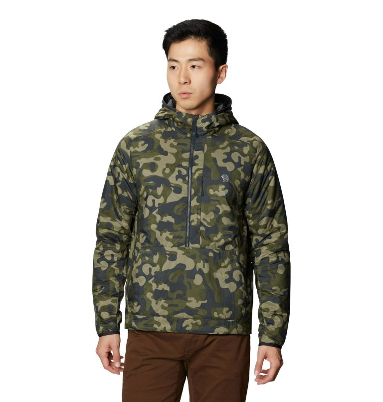 Kor Strata™ Pullover Hoody | 308 | M Chandail à capuchon Kor Strata™ Homme, Dark Army Camo, front