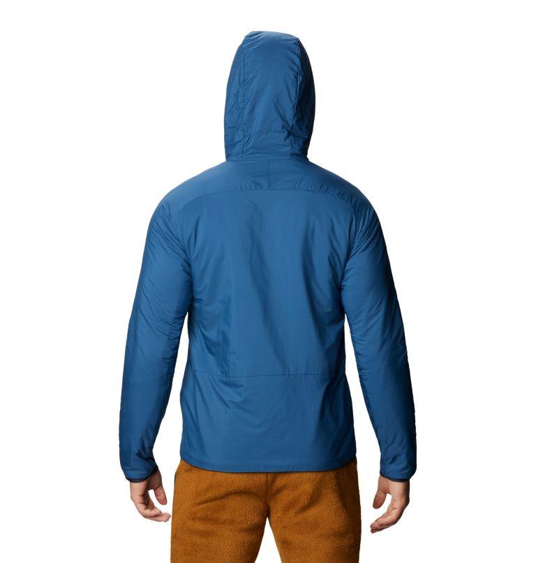 Kor Strata™ Pullover Hoody | 402 | XL Chandail à capuchon Kor Strata™ Homme, Blue Horizon, back