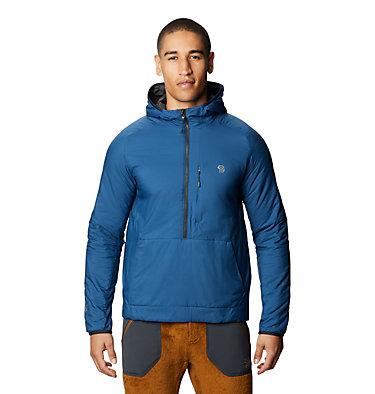 Men's Kor Strata™ Pullover Hoody Kor Strata™ Pullover Hoody | 402 | L, Blue Horizon, front