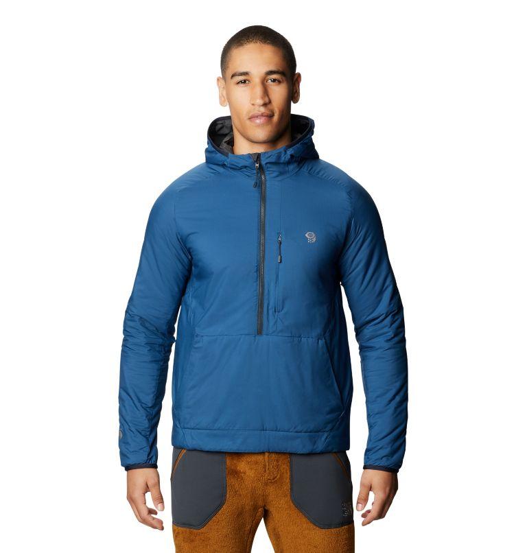 Kor Strata™ Pullover Hoody | 402 | XL Chandail à capuchon Kor Strata™ Homme, Blue Horizon, front
