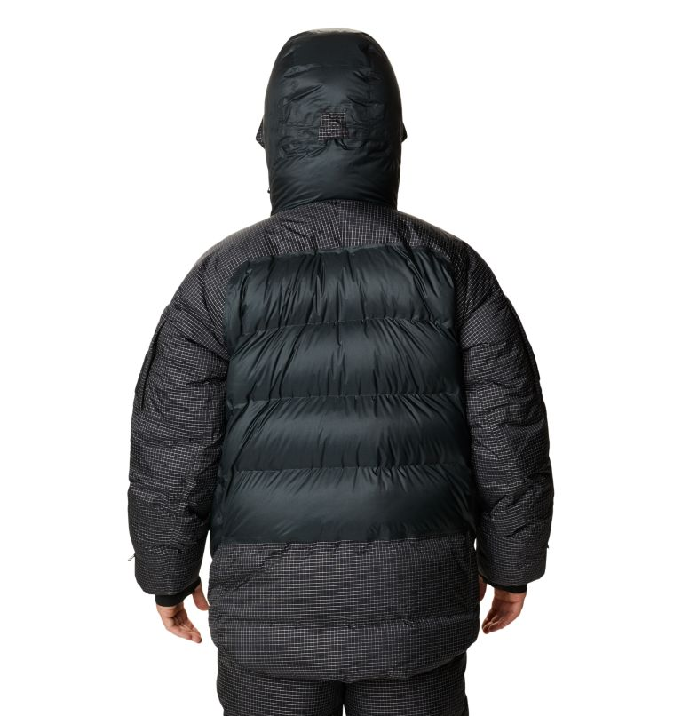 Absolute Zero™ Parka | 004 | XL Men's Absolute Zero™ Parka, Dark Storm, back