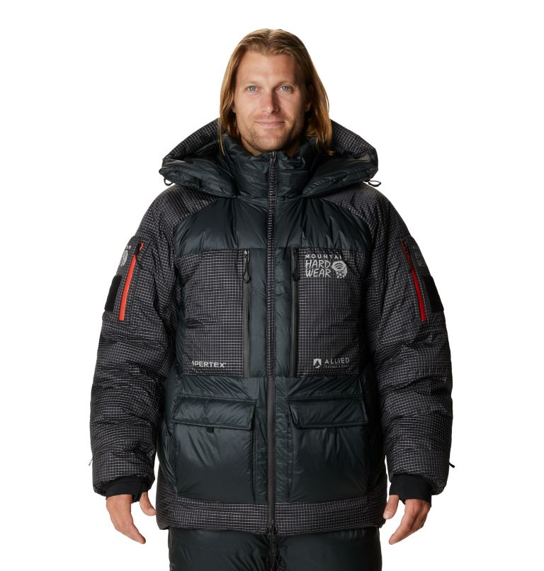 Absolute Zero™ Parka | 004 | XL Men's Absolute Zero™ Parka, Dark Storm, front