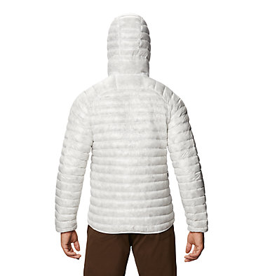 Men's Ghost Whisperer™ UL Hooded Down Jacket Ghost Whisperer™ UL Jacket | 102 | L, Fogbank, back