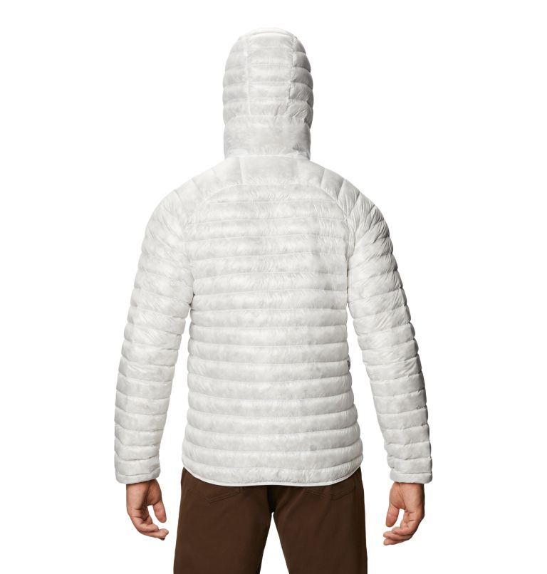Men's Ghost Whisperer™ UL Hooded Down Jacket Men's Ghost Whisperer™ UL Hooded Down Jacket, back