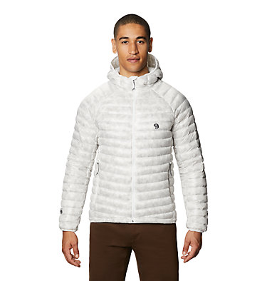 Men's Ghost Whisperer™ UL Hooded Down Jacket Ghost Whisperer™ UL Jacket | 102 | XXL, Fogbank, front