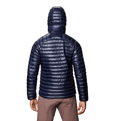 Men's Ghost Whisperer™ UL Hooded Down Jacket Ghost Whisperer™ UL Jacket | 102 | L, Dark Zinc, back