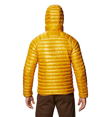 Men's Ghost Whisperer™ UL Hooded Down Jacket Ghost Whisperer™ UL Jacket | 102 | XXL, Gold Hour, back