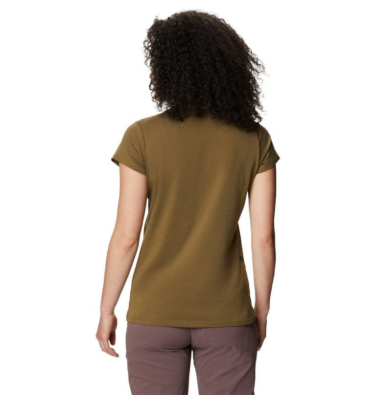 Mountain Legs™ Short Sleeve T   253   XS Women's Mountain Legs™ Short Sleeve T-Shirt, Raw Clay, back