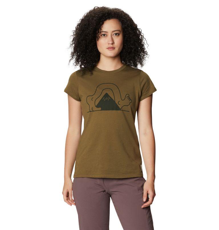 Mountain Legs™ Short Sleeve T   253   XS Women's Mountain Legs™ Short Sleeve T-Shirt, Raw Clay, front
