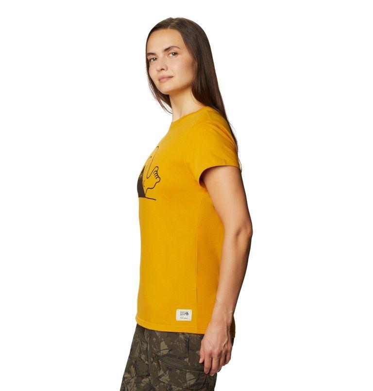 Mountain Legs™ Short Sleeve T | 750 | XS Women's Mountain Legs™ Short Sleeve T-Shirt, Gold Hour, a1