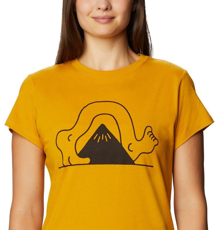 Mountain Legs™ Short Sleeve T | 750 | XS Women's Mountain Legs™ Short Sleeve T-Shirt, Gold Hour, a2