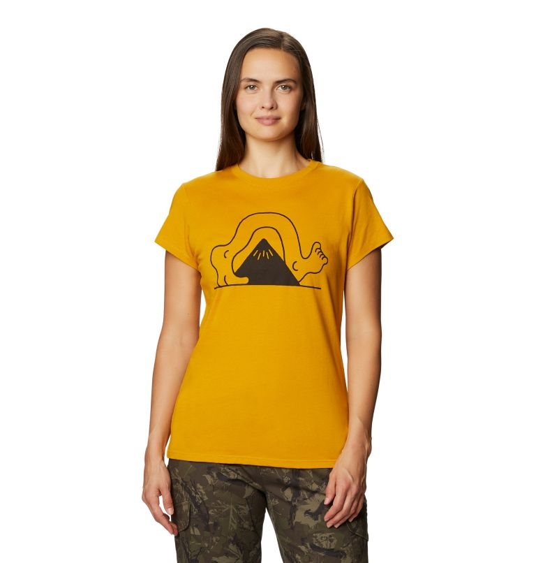 Mountain Legs™ Short Sleeve T | 750 | XS Women's Mountain Legs™ Short Sleeve T-Shirt, Gold Hour, front