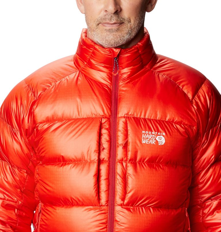 Phantom™ Down Jacket | 636 | M Men's Phantom™ Down Jacket, Fiery Red, a2