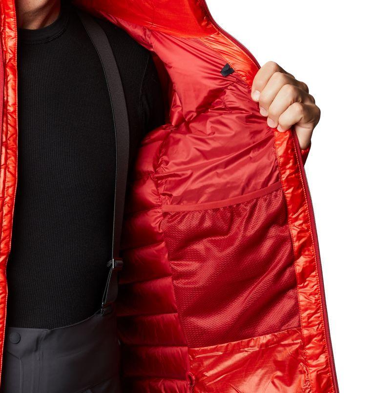 Phantom™ Down Jacket | 636 | M Men's Phantom™ Down Jacket, Fiery Red, a4