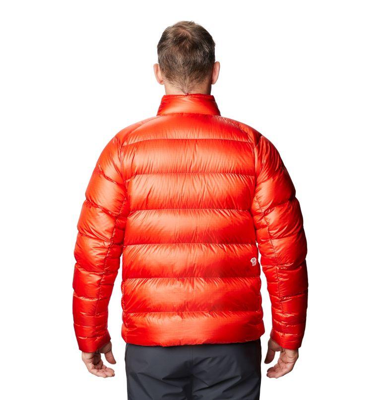 Phantom™ Down Jacket | 636 | M Men's Phantom™ Down Jacket, Fiery Red, back