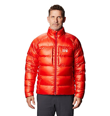 Men's Phantom™ Down Jacket Phantom™ Down Jacket | 004 | L, Fiery Red, front