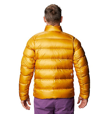 Men's Phantom™ Down Jacket Phantom™ Down Jacket | 004 | L, Gold Hour, back