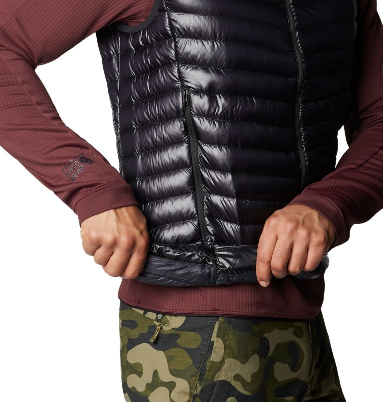 Ghost Whisperer2™ Vest | 010 | L Men's Ghost Whisperer/2™ Down Vest, Black, a3
