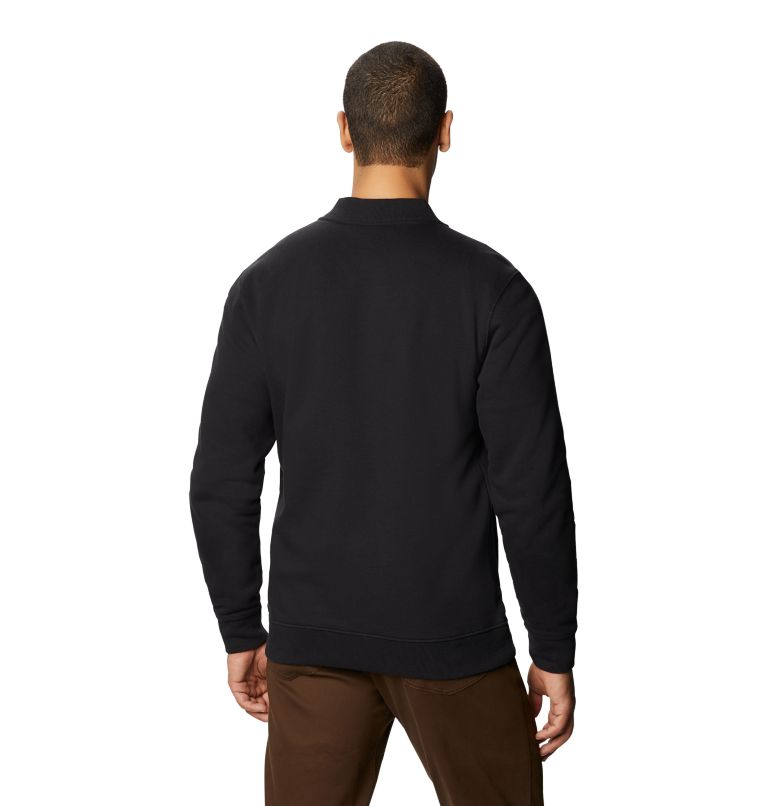 MHW Logo™ Track Jacket | 010 | XL Men's MHW Logo™ Track Jacket, Black, back