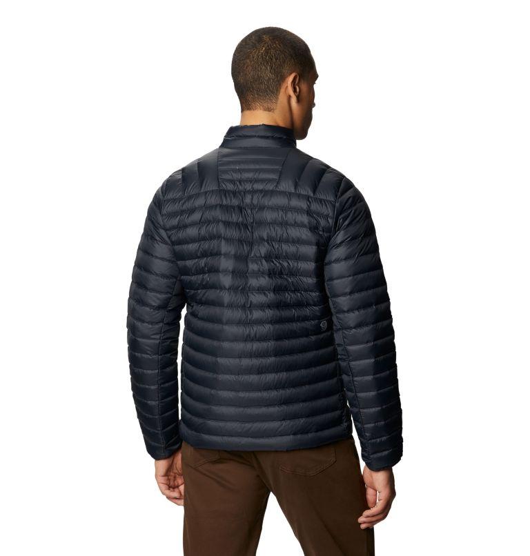 Mt. Eyak/2™ Jacket | 004 | S Men's Mt Eyak/2™ Jacket, Dark Storm, back