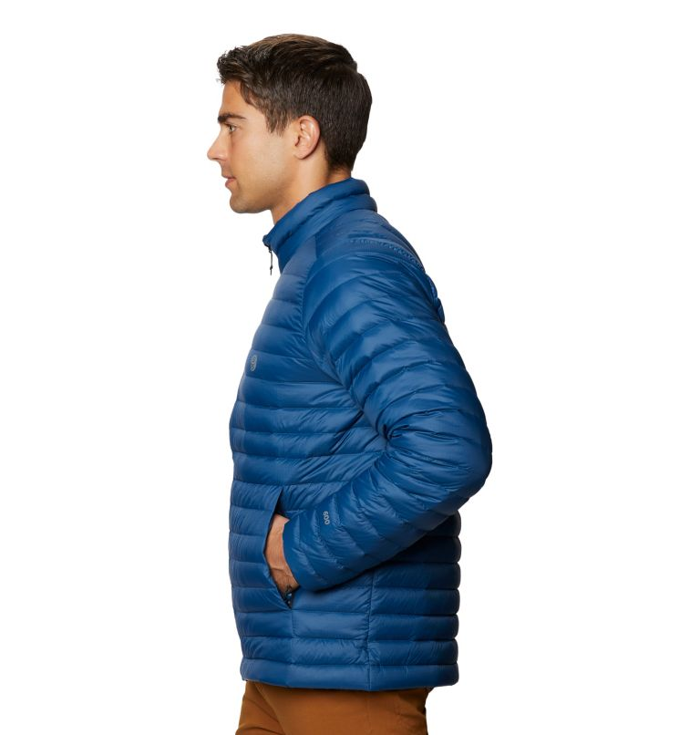 Mt. Eyak/2™ Jacket | 402 | XL Men's Mt Eyak/2™ Down Jacket, Blue Horizon, a1