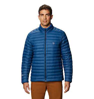 Men's Mt Eyak/2™ Jacket Mt. Eyak/2™ Jacket | 408 | L, Blue Horizon, front