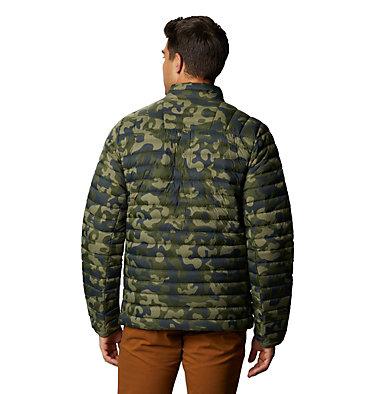 Men's Mt Eyak/2™ Jacket Mt. Eyak/2™ Jacket | 408 | L, Dark Army Camo, back