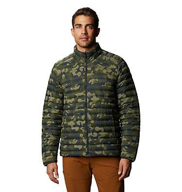 Men's Mt Eyak/2™ Jacket Mt. Eyak/2™ Jacket | 408 | L, Dark Army Camo, front
