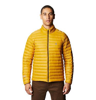 Men's Mt Eyak/2™ Jacket Mt. Eyak/2™ Jacket | 408 | L, Gold Hour, front