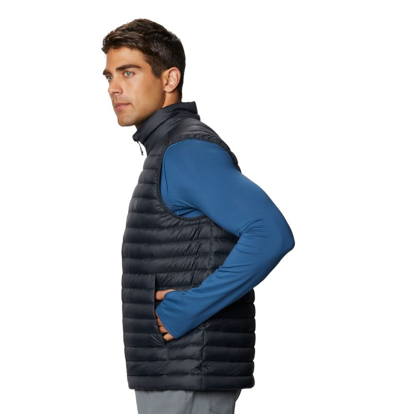 Mt. Eyak/2™ Vest | 004 | M Men's Mt Eyak/2™ Vest, Dark Storm, a1