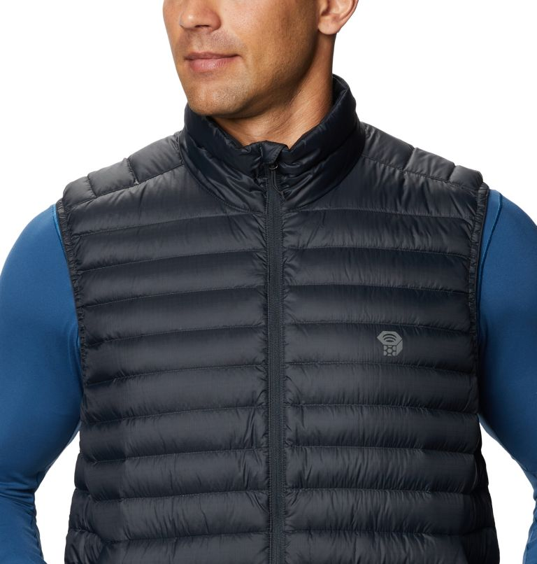 Mt. Eyak/2™ Vest | 004 | M Men's Mt Eyak/2™ Vest, Dark Storm, a2