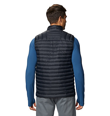 Men's Mt Eyak/2™ Vest Mt. Eyak/2™ Vest | 004 | L, Dark Storm, back