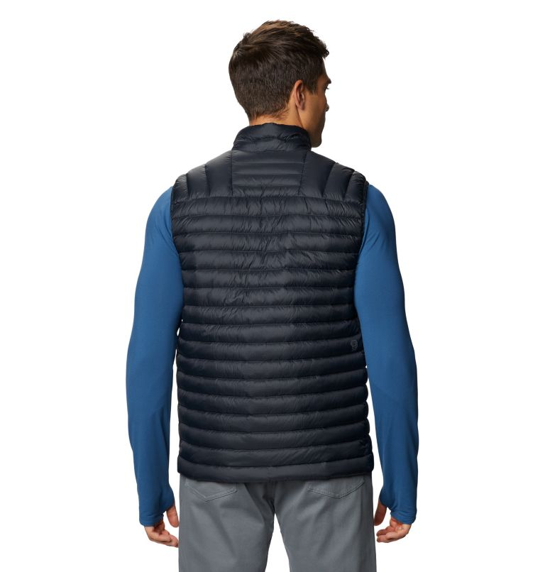 Men's Mt Eyak/2™ Vest Men's Mt Eyak/2™ Vest, back