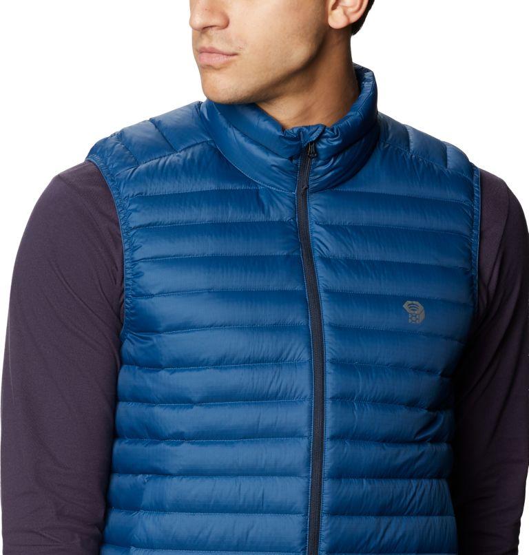 Mt Eyak/2™ Vest | 402 | S Men's Mt Eyak/2™ Vest, Blue Horizon, a2