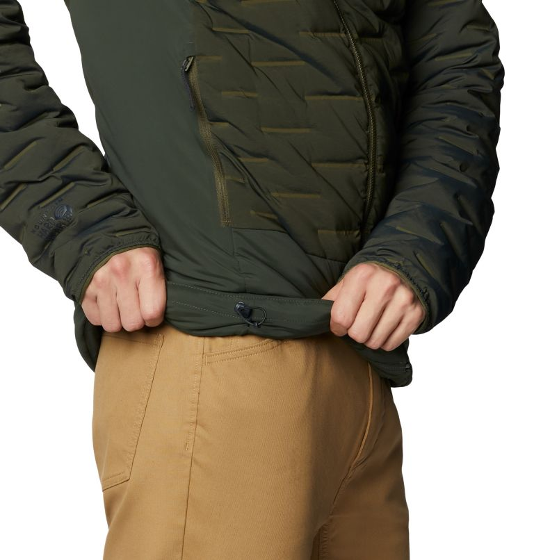 Men's Stretchdown™ Hybrid Hoody Men's Stretchdown™ Hybrid Hoody, a4