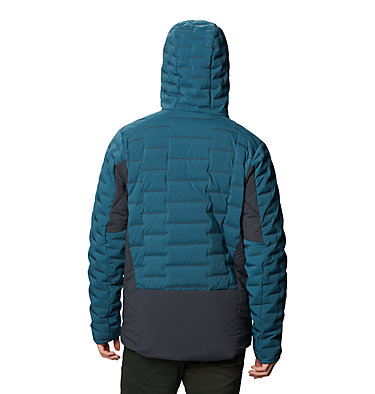 Men's Stretchdown™ Hybrid Hoody Stretchdown™ Hybrid Hoody | 509 | L, Icelandic, back