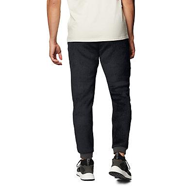 Men's Polartec High Loft™ Pant Monkey Fleece™ Pant | 402 | L, Black, back