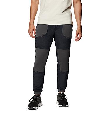 Men's Polartec High Loft™ Pant Monkey Fleece™ Pant | 402 | L, Black, front