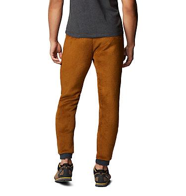 Men's Polartec High Loft™ Pant Monkey Fleece™ Pant | 402 | L, Golden Brown, back