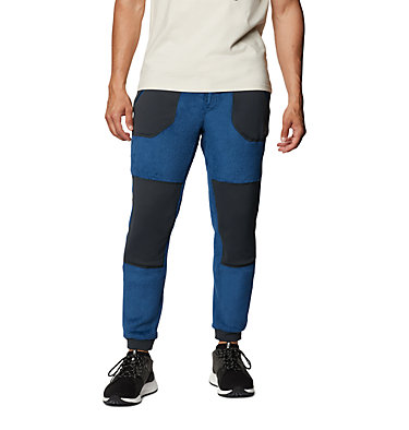 Men's Polartec High Loft™ Pant Monkey Fleece™ Pant | 402 | L, Blue Horizon, front