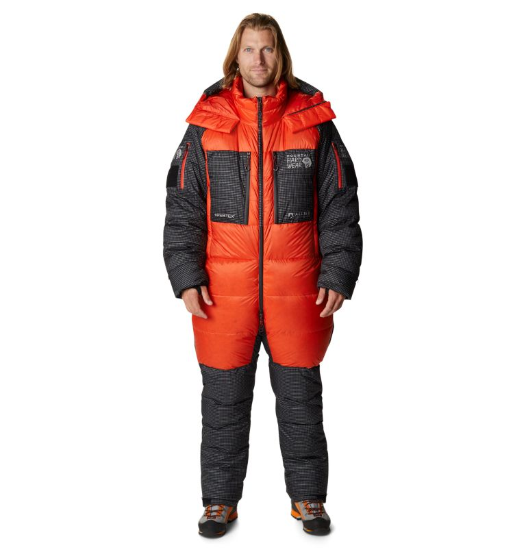 Absolute Zero™ Suit | 742 | XL Men's Absolute Zero™ Suit, State Orange, front