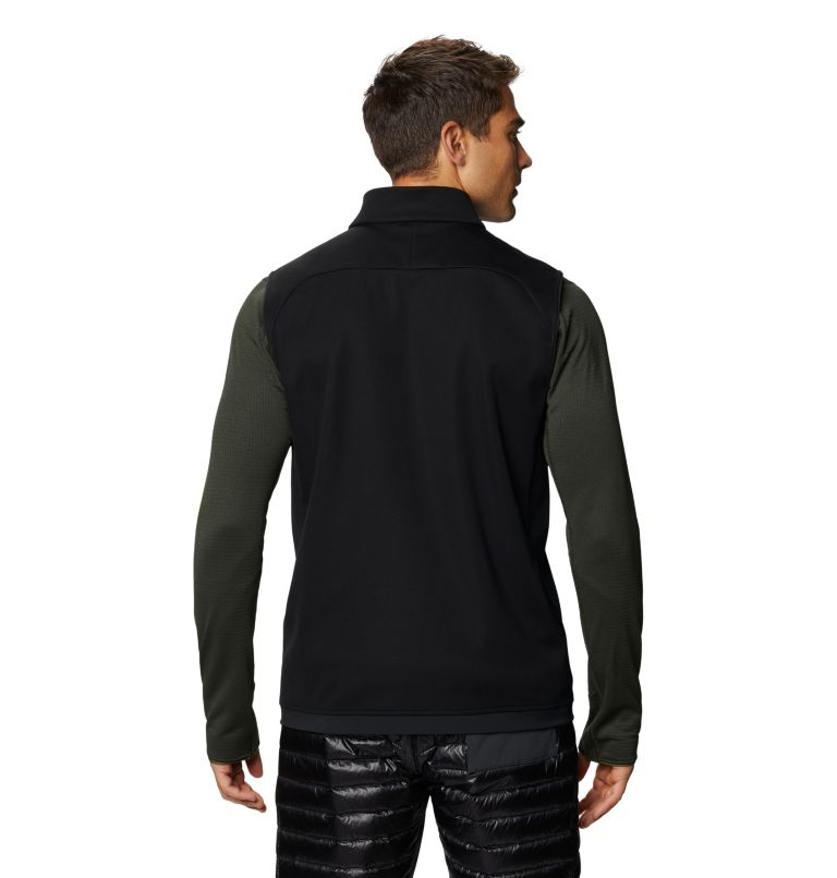 Mtn. Tech/2™ Vest | 010 | XXL Men's Mtn. Tech/2™ Vest, Black, back