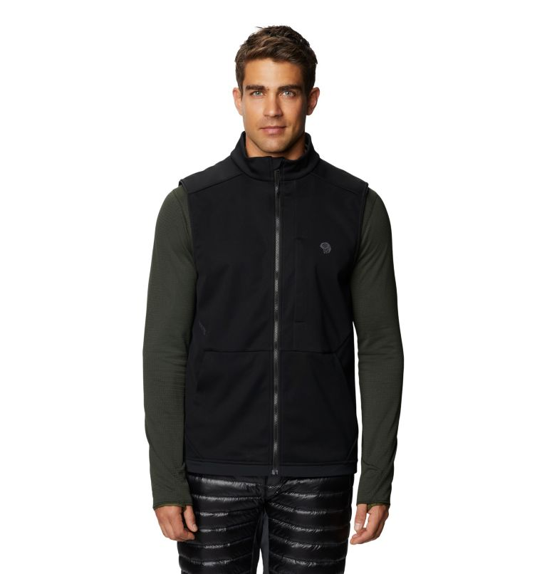 Mtn. Tech/2™ Vest | 010 | M Men's Mtn. Tech/2™ Vest, Black, front