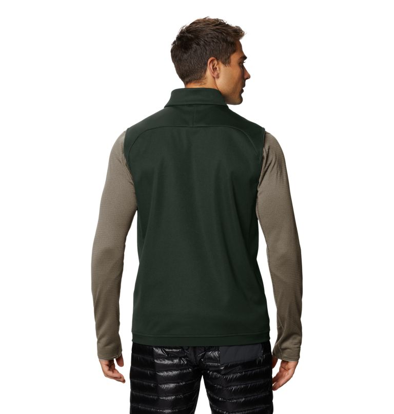Mtn. Tech/2™ Vest | 306 | XXL Men's Mtn. Tech/2™ Vest, Black Sage, back